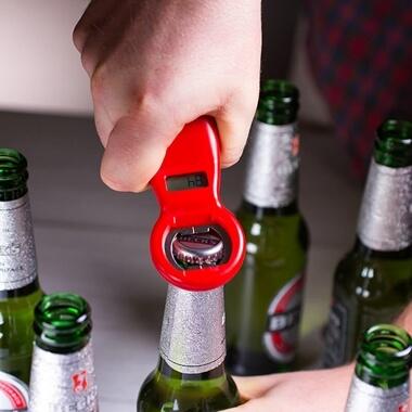 MAN Beer Tally Bottle Opener