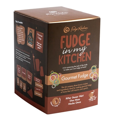 Gourmet Fudge Making Kit