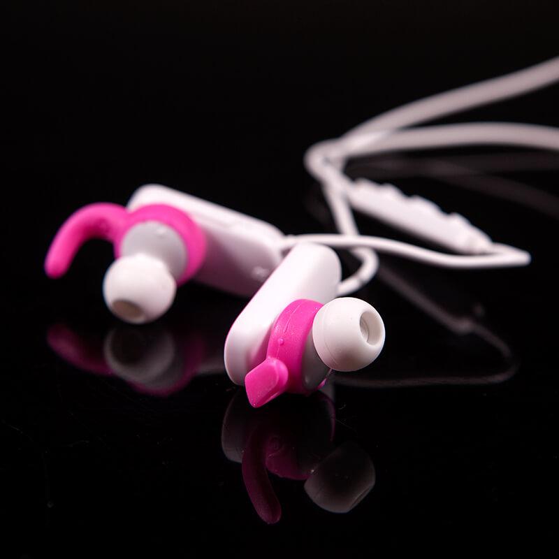 JVC Wireless Sports In-Ear Bluetooth Headphones - Pink
