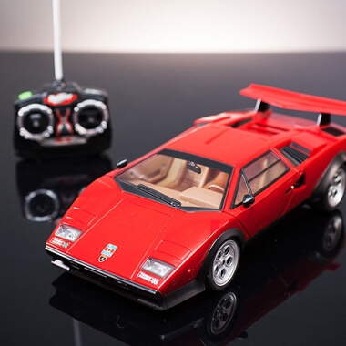 Remote Control Lamborghini Countach LP500s With Lights And Opening Doors