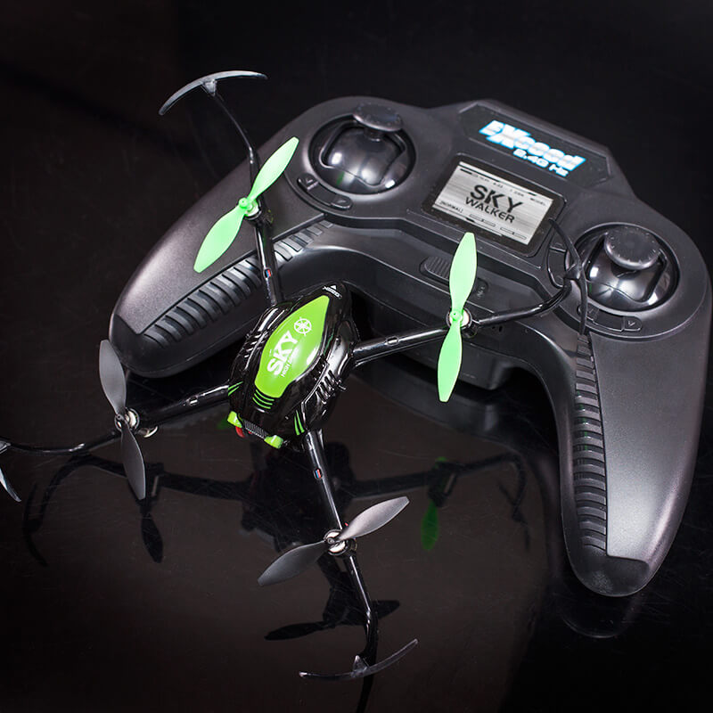 Remote Control Galaxy Drone Attack Quadcopter