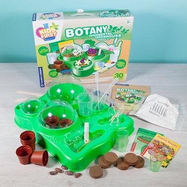 Botany Experimental Greenhouse