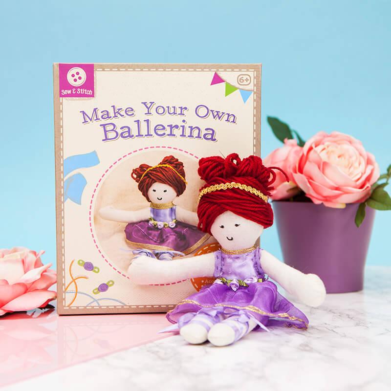 Make Your Own Ballerina