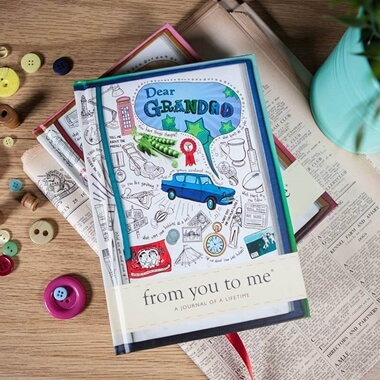 Dear Grandad - From You to Me Book & Birthday Gifts for Grandads | Present Ideas for Grandad