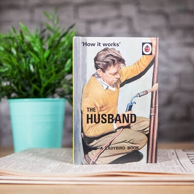The Ladybird Book Of The Husband