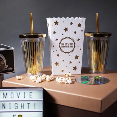 Movie Night In Set