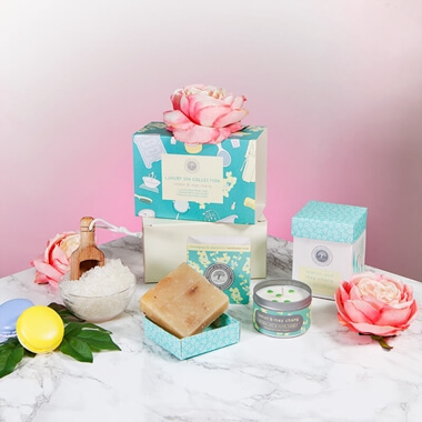 Luxury Spa Gift Set