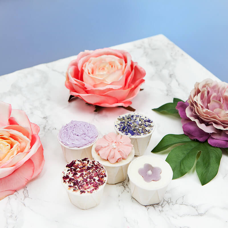 Flowers For You Bath Melts Collection