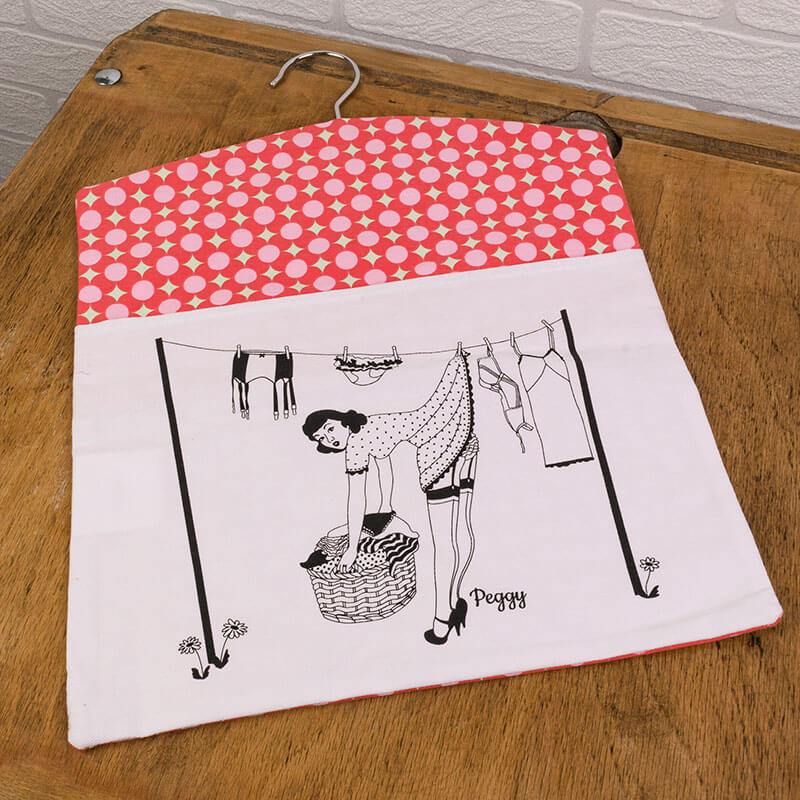 Happy Housewives - Peg Bag
