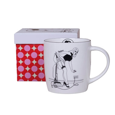 Happy Housewives - Thelma Mug And Gift Box