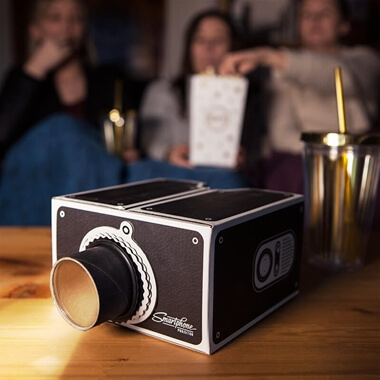Smartphone Projector Quick View