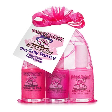 Piggy Paint - Toe-tally Fancy Non-Toxic Nail Polish Set