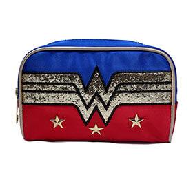 Wonder Woman Make-Up Bag