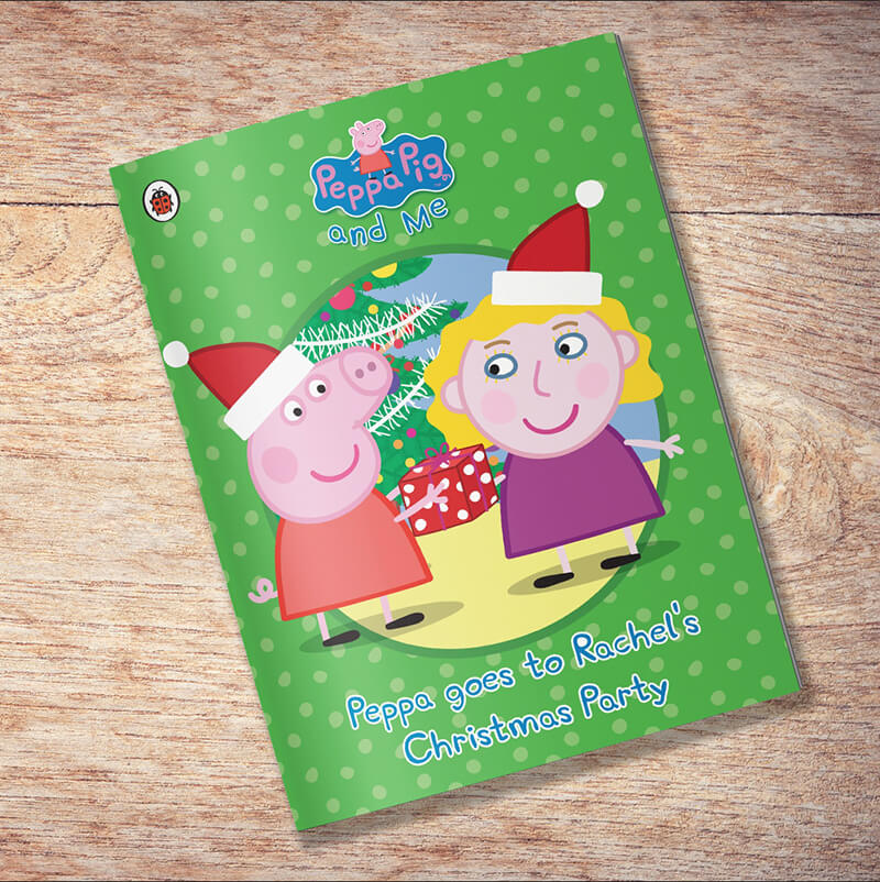 Personalised Peppa Pig