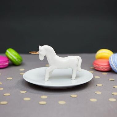 Unicorn Jewellery Dish