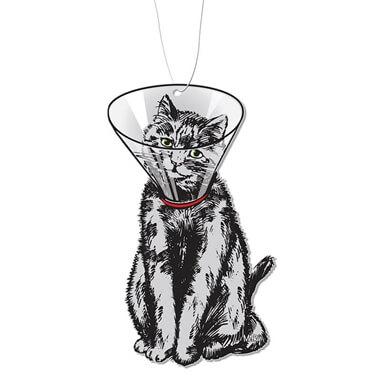 Cone Kitty Air Freshener