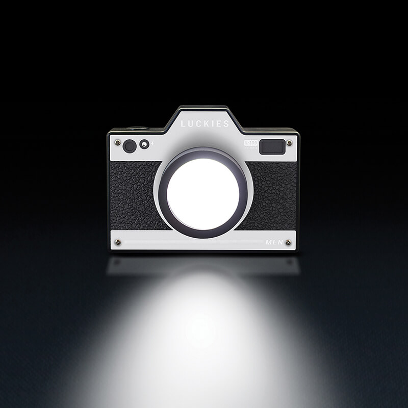 Retro Camera Night Light