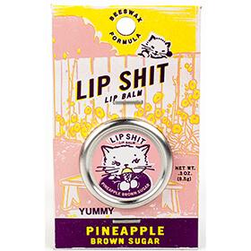 Lip Sh*t - Pineapple Brown Sugar Lip Balm