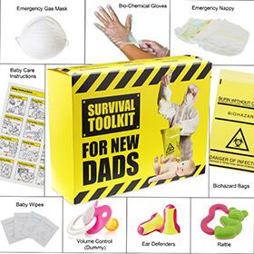 New Dad Survival Kit