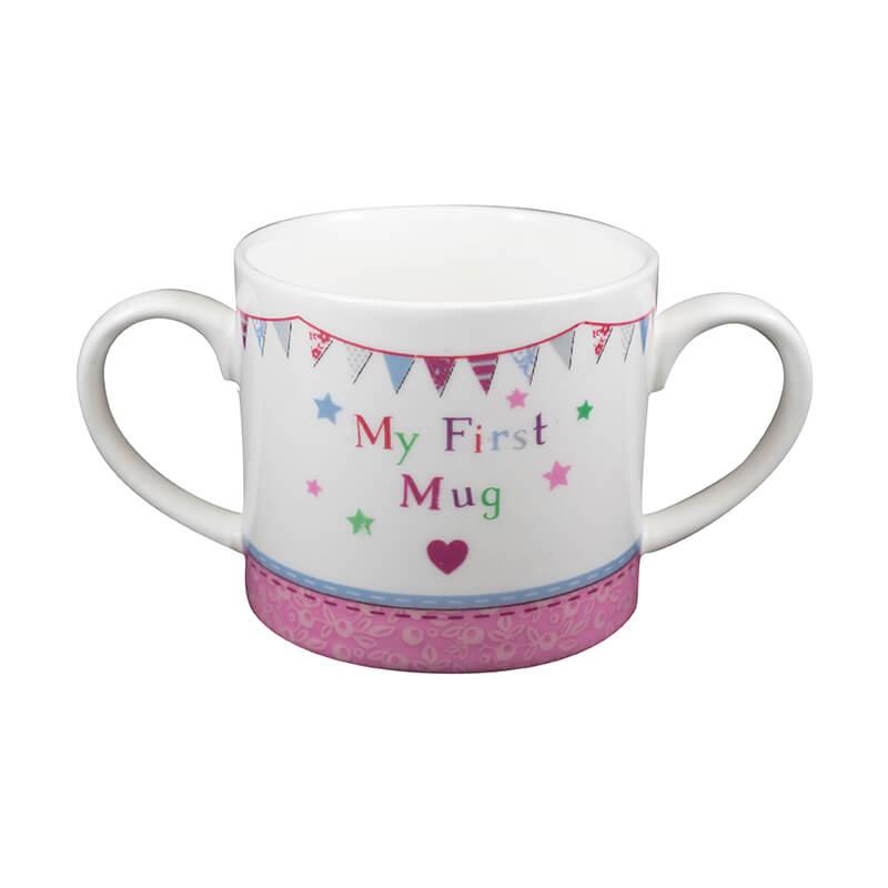 Baby's First Mug
