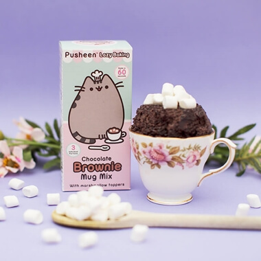 Pusheen Chocolate Brownie Kit