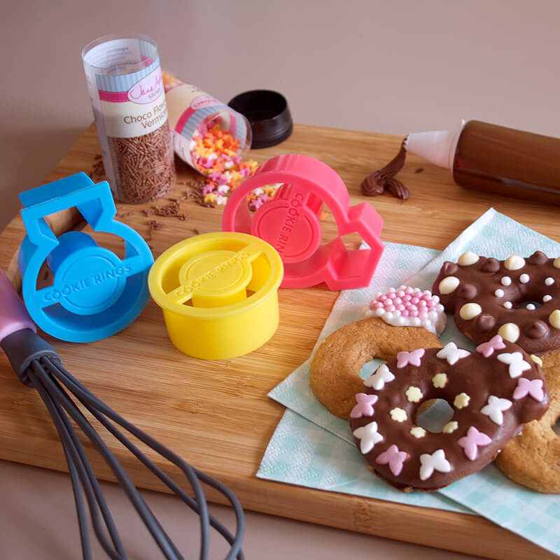 Cookie Ring Cutters