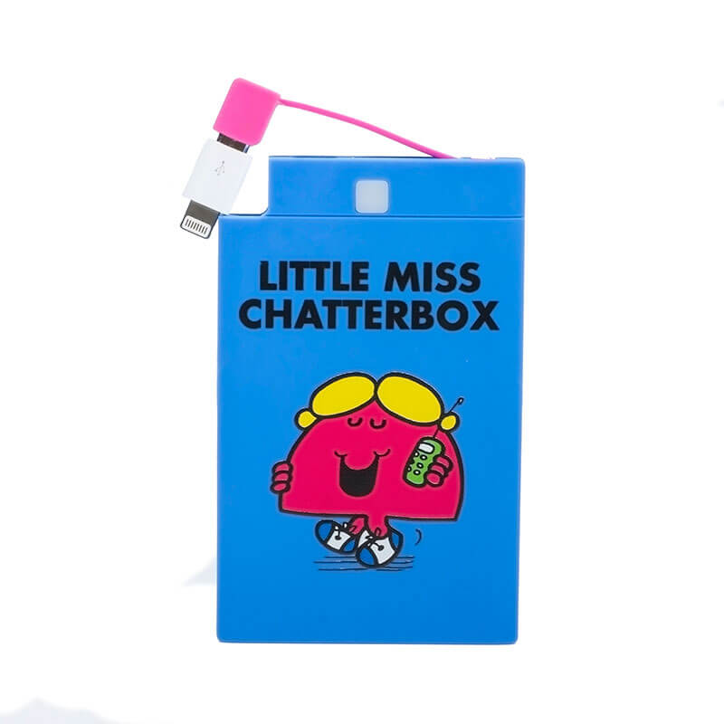 Little Miss Chatterbox Powerbank