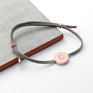 Personalised Always With You Bracelet