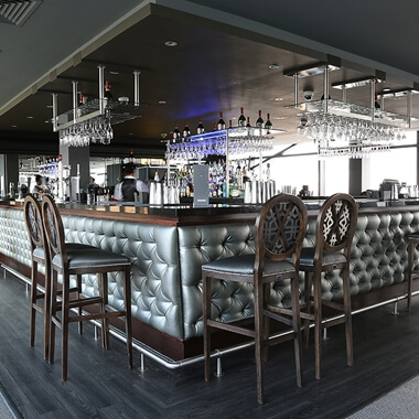 Two Course Meal with Bubbles for Two at Marco Pierre White, Bardolino Birmingham