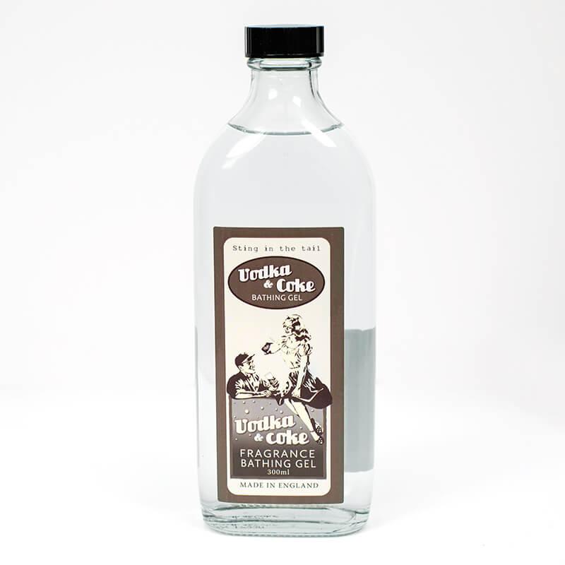 Vodka And Coke Bathing Gel