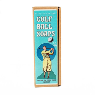 Golf Ball Soaps
