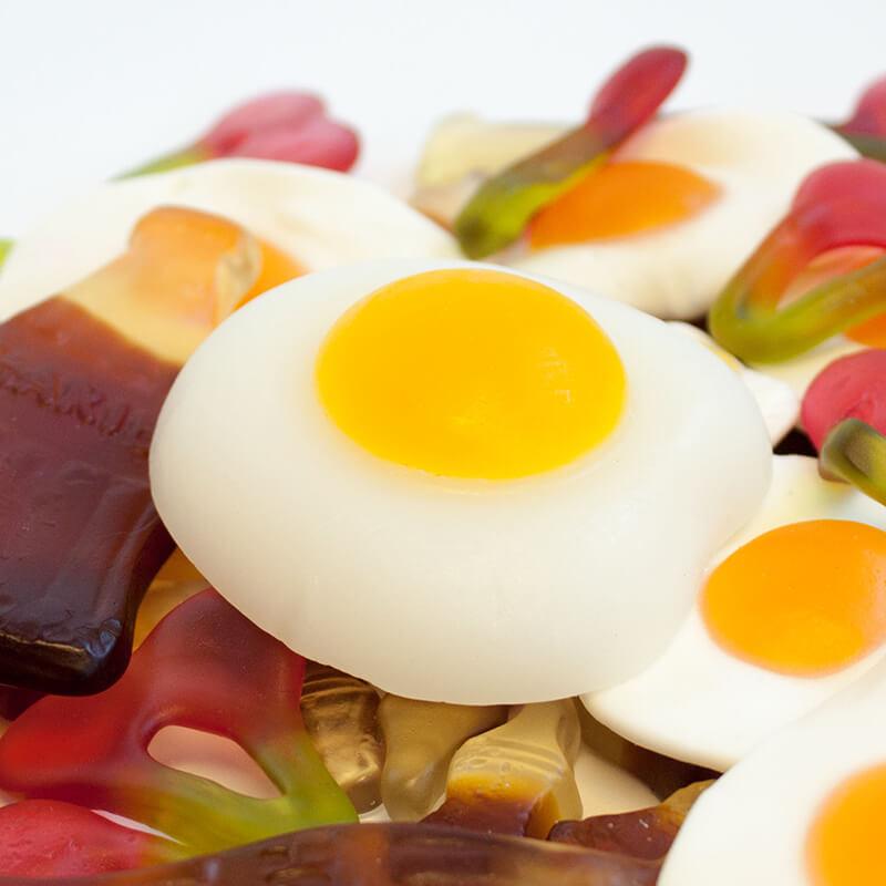 Egg Sweet Soap