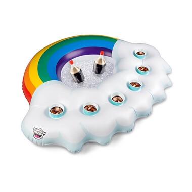 Floating Rainbow Bar