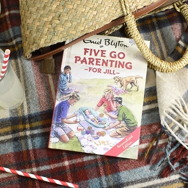 Personalised Five Go Parenting