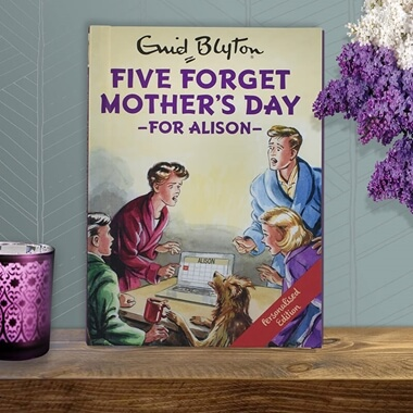 Personalised Five Forget Mother's Day