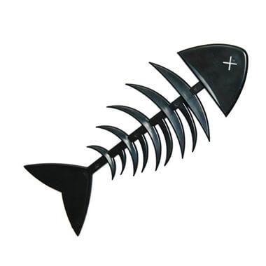 Fishbone Plastic Comb