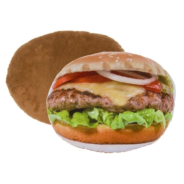 Hamburger Cushion