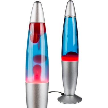 Motion Rocket Lava Lamp