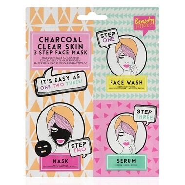 Beauty Junky Multi Step Clear Skin Mask