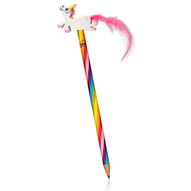 Unicorn Pencil Topper