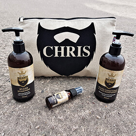 Personalised Beard Kit