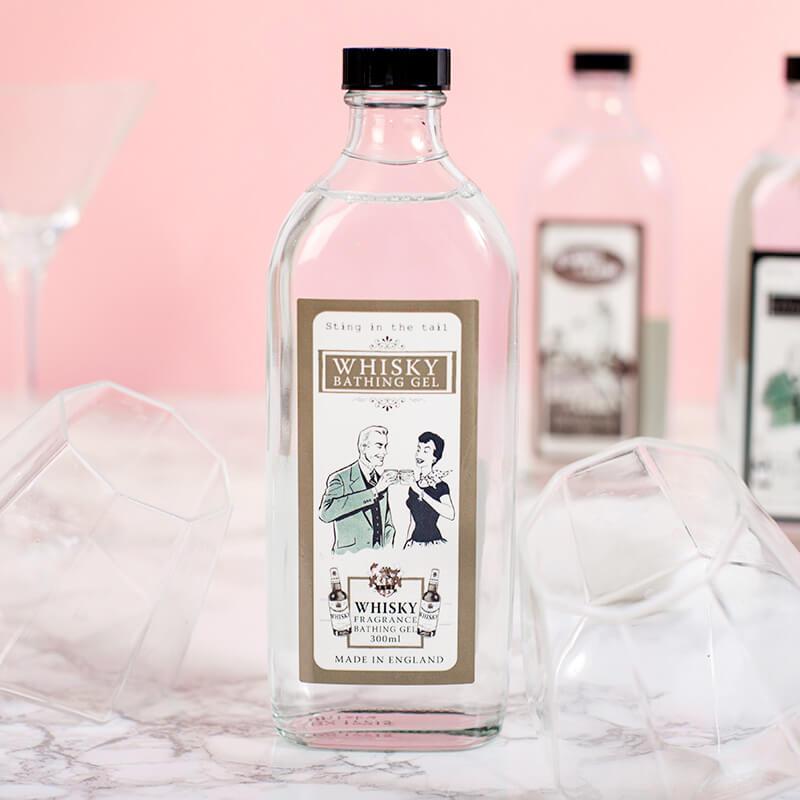Whisky Bathing Gel
