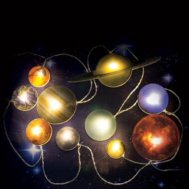 Solar System Fairy Lights