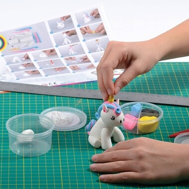 Make Your Own Dough Unicorn