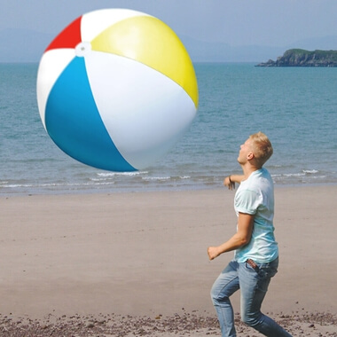 Giant Beach Ball