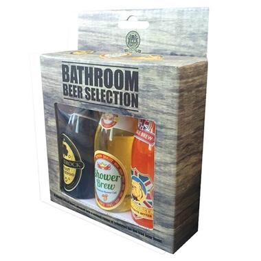 Beer Bathroom Selection Set