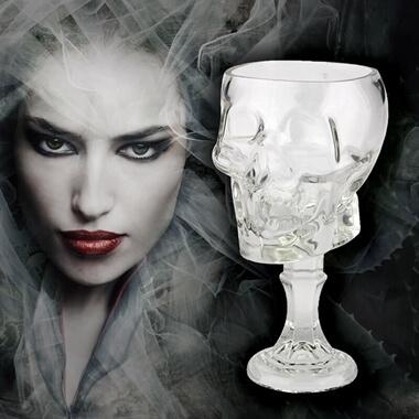 Large Skull Goblet