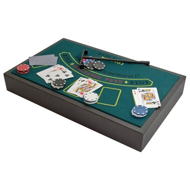 Vegas Nights 3 In 1 Gaming Table
