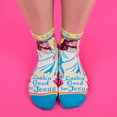 Looking Good For Jesus Ladies Socks