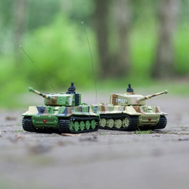 RC Turbo Tank